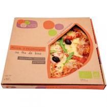 Les P'tits Chefs du Bio - Pizza 3 fromages 400g