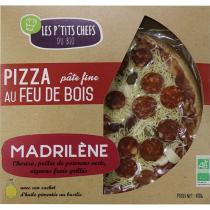 Les P'tits Chefs du Bio - Pizza Madrilène 400g