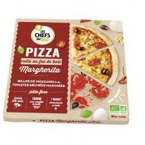 Les P'tits Chefs du Bio - Pizza Margarita 350g