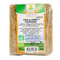 Moulin des Moines - Pain de blé Khorasan Kamut® bio 500g