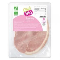Osé Bio - Jambon cuit sup 4 tranches 160g