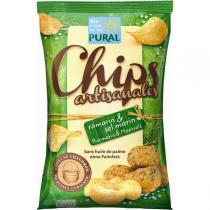 Pural - Chips artisanales au romarin 120g