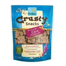 Pural - Crusty snack chia amaranthe 110gr