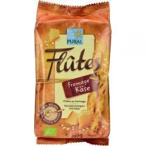 Pural - Flûtes au fromage 125g