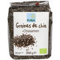 Pural - Graines de chia 250gr