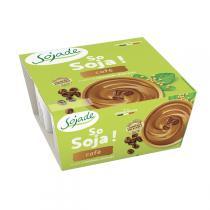 Sojade (Frais) - Dessert soja café 4 x 100g