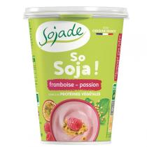 Sojade (Frais) - Sojade framboise passion 400g