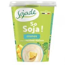 Sojade (Frais) - Sojade Ananas 400g