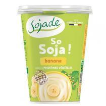 Sojade (Frais) - Sojade Banane 400g
