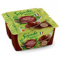 Sojade (Frais) - Sojade chocolat 4x100 g