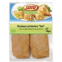 Soto - Rouleaux printaniers Thai 2x110g