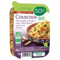 Soy - Couscous Veggie 280g