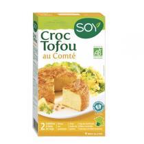Soy - Croque tofu au comté 2x100g