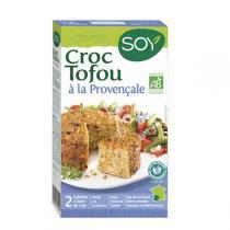 Soy (frais) - Croque tofu provençale 2x100g