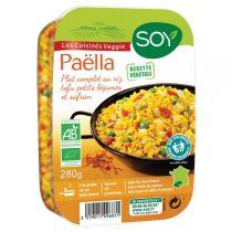Soy - Paella Veggie 280g
