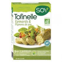 Soy (frais) - Tofinelle épinards pignons pin 2x100g