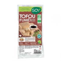 Soy - Tofu fumé au bois de hêtre - 2x100g