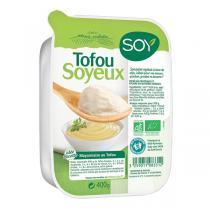 Soy (frais) - Tofu soyeux nature 400g