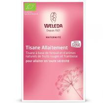 Weleda - Tisane Allaitement Fenouil et Fruits rouges