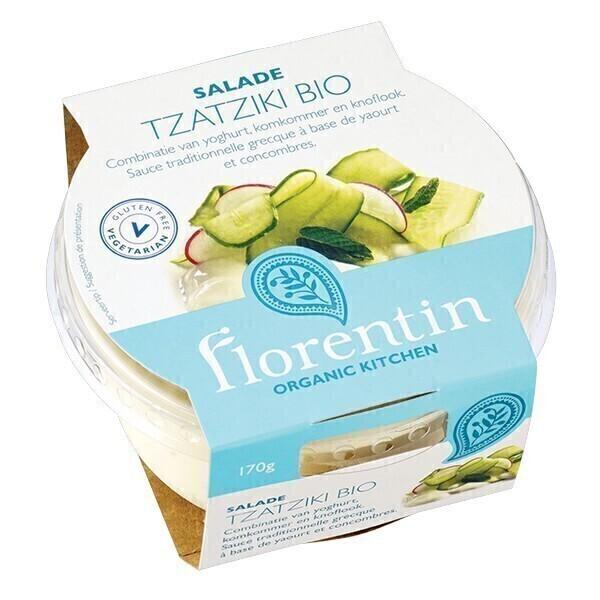Florentin - Tzaziki bio 170g