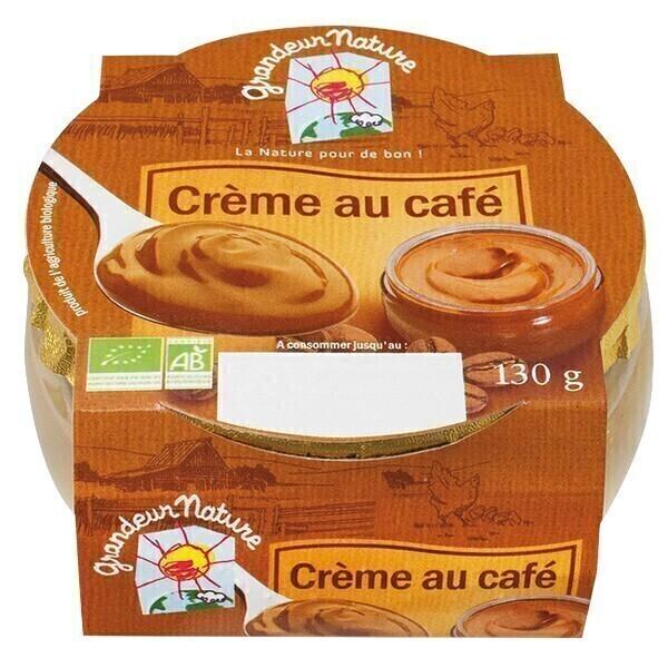 Grandeur Nature - Crème au café 130 g