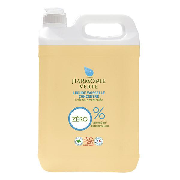 Harmonie Verte - Liquide vaisselle 5L
