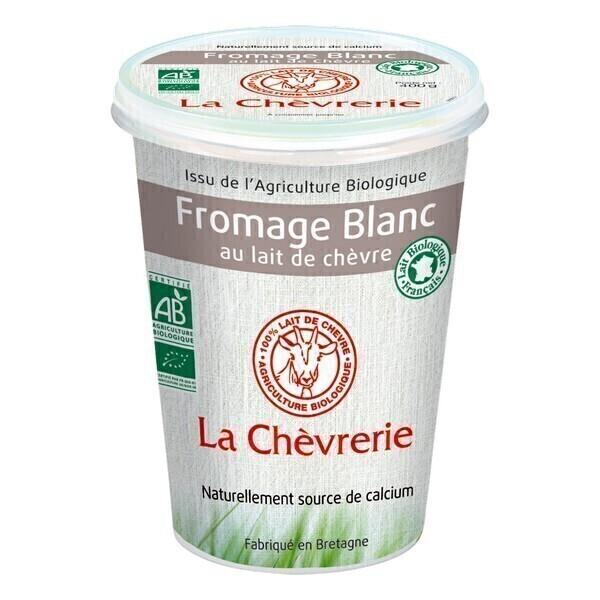 Fromage Blanc Chvre Nature G La Chvrerie  Acheter Sur