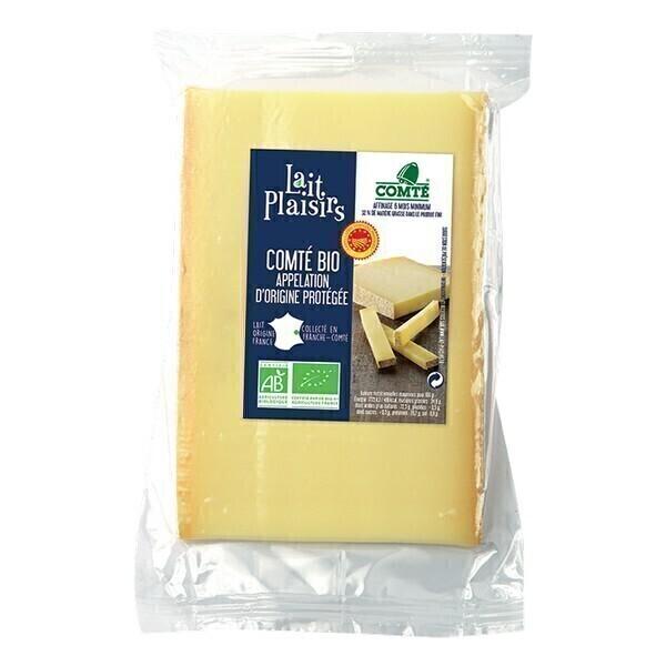 Lait Plaisirs - Comté AOP au lait cru 250g