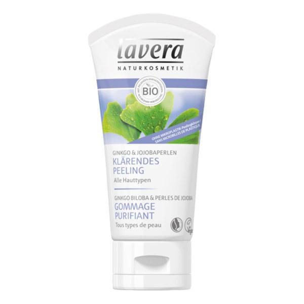 Lavera - Gommage purifiant ginkgo biloba bio 50ml