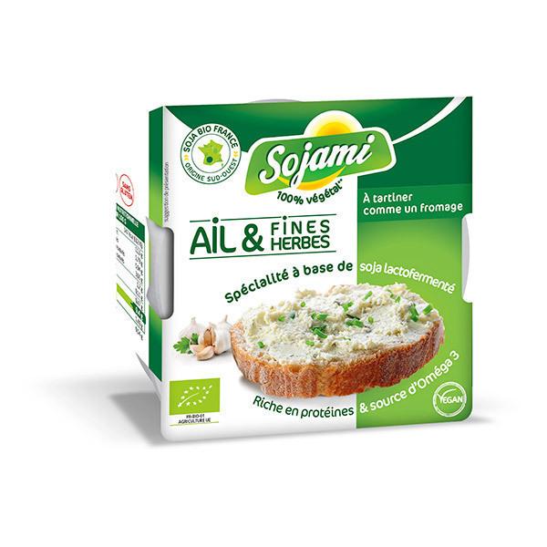 Le Sojami - Tartimi ail et fines herbes 125g