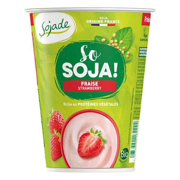 Sojade (Frais) - Sojade fraise 400g