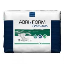 Abena - Couches adulte Abri-Form 4000 ml - 100-150 cm x 12