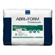 Abena - Protection urinaire adulte Abri-Form 4000 ml - Taille 100-150 cm