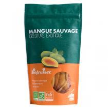 Biofruisec - Mangue sauvage du Cameroun séchée en moitiés 100g