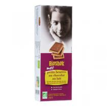 Bioshok - Petit beurre chocolat lait 150gr