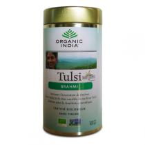 Ecoidées - Tulsi et Brahmi Bio - boite de 100g