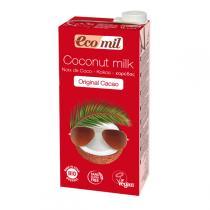 EcoMil - Boisson coco-cacao original Bio 1L
