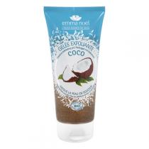Emma Noël - Gelée Exfoliante Coco BIO 200 ml