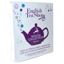 English Tea Shop - Coffret Thés Bio Sélection Détox hiver 72 sachets