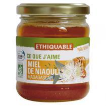 Ethiquable - Miel de Niaouli Madagascar 250g