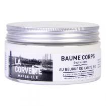 La Corvette - Baume Corps à Huile d'Olive et Beurre de Karité bio 200mL