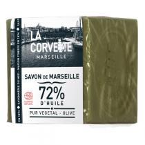 La Corvette - Savon de Marseille Olive sous film 200g