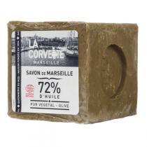 La Corvette - Savon de Marseille Olive sous film 300g