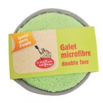 La Droguerie écologique - Galet microfibre double face