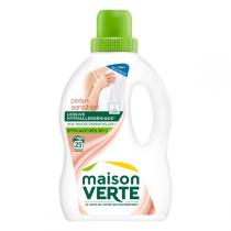 Maison Verte - Lessive Peaux Sensibles - 1,5 L - 25 lavages