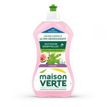 Maison Verte - Liquide Vaisselle Figuier - 500ml