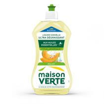 Maison Verte - Liquide Vaisselle Melon - 500 ml