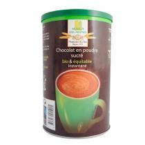 Moulin des Moines - Cacao en Poudre sucré BIO 250g