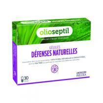 Olioseptil - Olioseptil Défenses Naturelles 30 Gélules Végétales