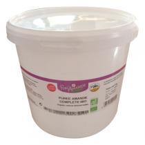 Perlamande - Purée Amande complète 5kg